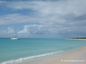 Cruising throughout the Caribbean with our own catamaran