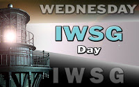 IWSG First Wednesday Feature