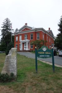 Town Hall in Great Barrington