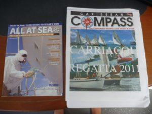 Caribbean boating magazines
